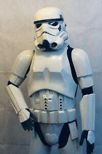 Star Wars Rogue One - Minban Stormtrooper Glossy White ABS Armor Kit 100 pcs