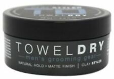 Towel Dry Clay Styler for Men 2.5 oz (Pack of 4)