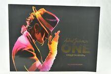 Michael Jackson One Cirque Du Soleil Program 2013