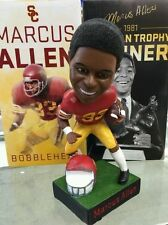 NEW 2016 Marcus Allen Bobblehead USC Trojans Los Angeles Raiders Chiefs HOF SGA