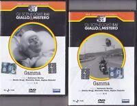 2 Dvd Sceneggiati Rai GAMMA di Salvatore Nocita con Brogi N.Rizzi completa 1976