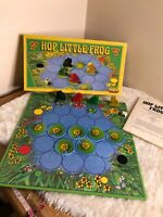 Vintage Spears Hop Little Frog children's board game, retro vintage