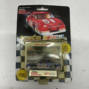 1991 Racing Champions 1:64 NASCAR #84 Mike Alexander NOS