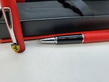 Cross Scuderia Ferrari Century Rollerball Pen - Matte Rosso Corsa Red Lacquer