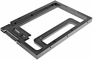 Sabrent 2.5 SSD & SATA Hard Drive to Desktop 3.5 SATA Bay Converter Mounting Kit