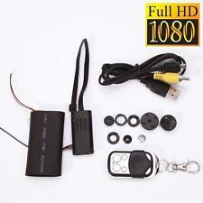 32gb Spy Cam inalámbrico kit ESCONDIDO Cámara sensor de movimiento