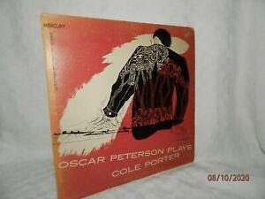 """LP VINYLE 33Tours OSCAR PETERSON """" plays Cole Porter """" BLUE STAR GLP 6955 France"""