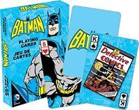 Carte Da Gioco Retro Set Da 52 Motivo Batman (Nm)