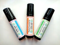 Eucalyptus Rosemary Thyme ROLLER BALL Essential Oil - 100% Pure Essential Oils