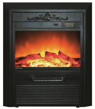 New 2000W Wood Veneer Electric Fireplace heater only - frame sold separately