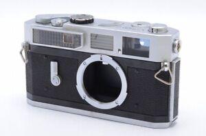 Canon MODEL 7 Rangefinder 35mm Film Camera From Japan #131792