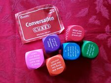 Learning Resources Conversation Cubes Age 6+ Soft Foam Set of 5