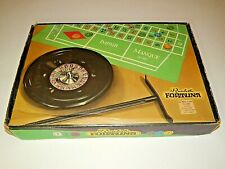 Board Game Roulette Fortune Germany GDR