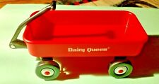 Dairy Queen radio flyer red wagon collectible