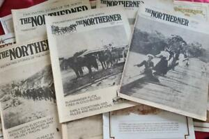 17 x The Northerner * vintage magazines North Queensland Qld 1980s historical