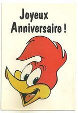 CPM - WOODY WOODPECKER & FRIENDS - Réf W 12 - Année 91 -  Postcard