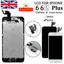 For iPhone 6 6S Plus Screen Replacement LCD Touch Digitizer Home Button Camera