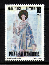 (ref-6253) Andorra 1983 NATALE sg170 MINT (MNH)