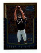 2000 Bowman Chrome Football Brian Urlacher Rookie Card #178