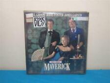 A Richard Donner Film Maverick Laser Disc