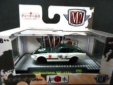 M2 Nissan Fairlady Z Z432 240Z 1970 Racing 32500-JPN02 1/64