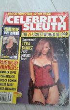 Celebrity Sleuth Vol 12 No 3 1999 Featuring Tyra Banks & Jennifer Lopez