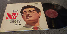 The Buddy Holly Story Vol. II CORAL LP #CRL-57326