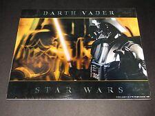 Star Wars Darth Vader Vivid Vision Print (2005 Lucasfilm) Cert. of Authenticity