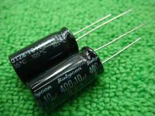 100PCS Rubycon 400V 10UF Electrolytic Capacitor 10x21mm