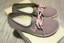 Vivobarefoot Women's Size 5 Jazz Aubergine Purple Barefoot Casual Shoe NEW!