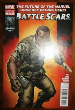 Battle Scars #6 Marvel 2012 Nick Fury 1st Agent Coulson Vf
