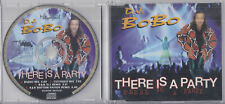 D.J. Bobo - There is a party (1995) 4 Track Maxi-CD
