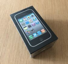 New Sealed Old Stock Apple iPhone 3gs 8gb 3rd Generation - Black (UK Model) 2009