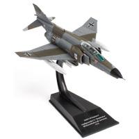 Hachette MU07 McDonnell Douglas  F-4F Phantom II Air Fighters Scale 1:100
