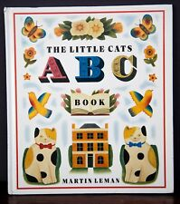 Vintage LITTLE CATS ABC BOOK By Martin Leman