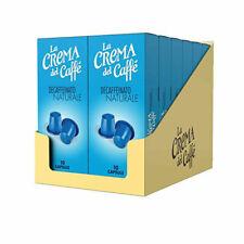 La crema del caffe' by Pellini Decaffeinato  Box 120 Pz compatibili Nespresso