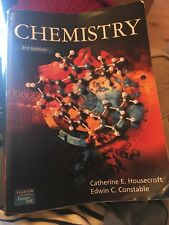 Chemistry: An Introduction to Organic, Inorganic and Physical Chemistry 3rd