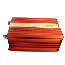 3000W 3KW 24V TO AC 220V Pure Sine Wave Power Inverter for Solar Panel Kit