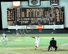 1967 NEW YORK METS SHEA STADIUM SCOREBOARD BASEBALL 8X10 PHOTO