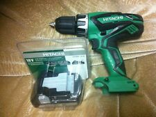 Hitachi 18V DS18DGL 1/2 cordless driver drill lithium ion NEW