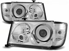 HEADLIGHTS LPME23 MERCEDES W124 E-CLASS SALOON ESTATE 1993 1994 1995 CHROME