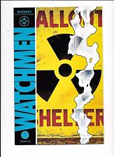 Watchmen #3 1986 Alan Moore Dave Gibbons