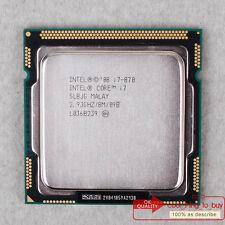 Intel Core i7 870 SLBJG CPU LGA 1156 (BV80605001905AI) 2.93/8M/2.5GT/s Free ship