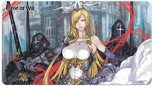 FORCE OF WILL - PLAYMAT - TAPPETINO - Valentina