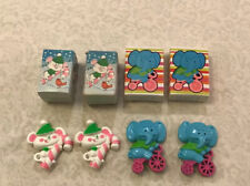 New listing Lot Vintage Avon Pins 2ea. 1974 Lickety Stick Mouse 1975 Pedal Pusher Elephant