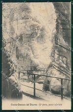 Trento Tenno Cascata del Varone cartolina XB2406