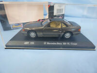 Revell 1:43 Mercedes Benz R129 320 SL Coupe Metallic Grey Diecast Car Toy Boxed