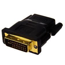 Adaptador DVI-I Dual-Link 24+5 Macho a HDMI Hembra E8C8