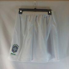 The Soccer Corner White Shorts New
