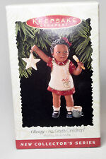 Hallmark - Christy - All God's Children - Collector's Series Ornament